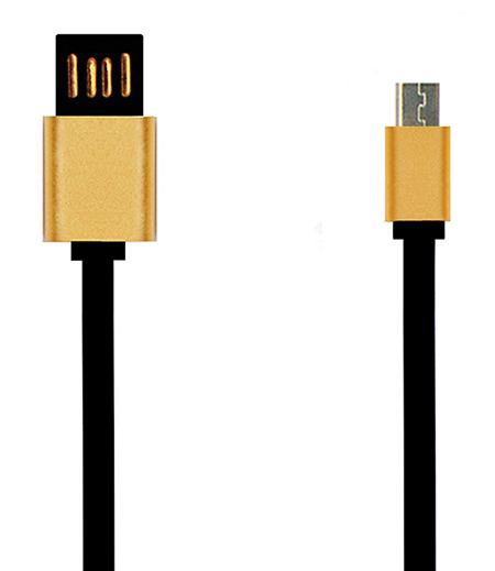 TPE 双面插A公 充电/数据线